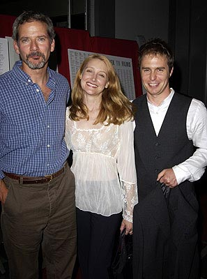 Campbell Scott, Patricia Clarkson and Sam Rockwell Welcome To Collinwood Premiere Toronto Film Festival - 9/7/2002