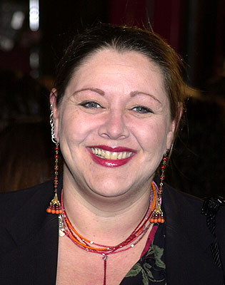 Premiere: Camryn Manheim at the Hollywood premiere of New Line's Blow - 3/29/2001