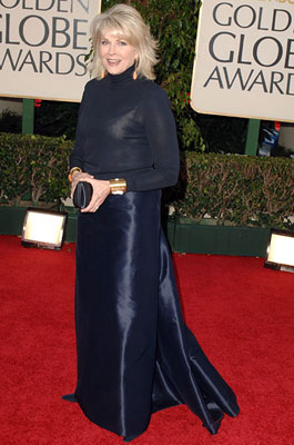 Candice Bergen 63rd Annual Golden Globe Awards - Arrivals Beverly Hills, CA - 1/16/05
