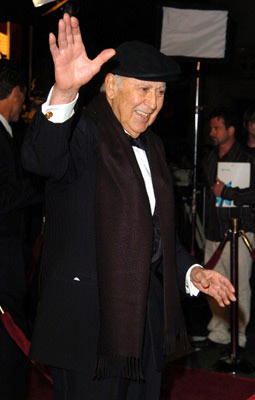 Premiere: Carl Reiner at the Hollywood premiere of Warner Bros. Ocean's Twelve - 12/8/2004
