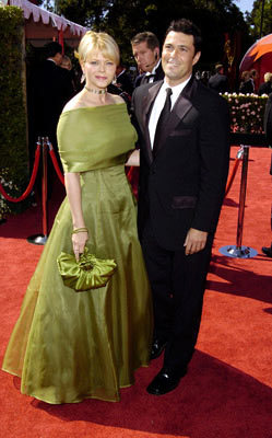 Sharisse Baker and Carlos Bernard 56th Annual Emmy Awards - 9/19/2004