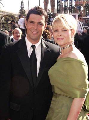 Carlos Bernard and Sharisse Baker 56th Annual Emmy Awards - 9/19/2004
