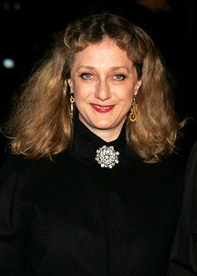 Premiere: Carol Kane at the NY premiere of Lions Gate's Beyond the Sea - 12/8/2004