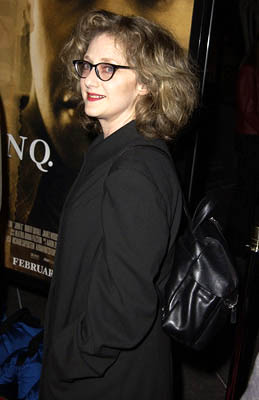 Premiere: Carol Kane at the LA premiere for New Line's John Q - 1/7/2002