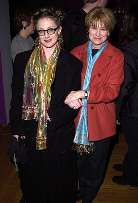 Carol Kane and Mary Kay Place Sundance Film Festival Opening Night Party 1/18/2001