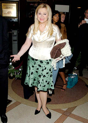 Premiere: Caroline Rhea at the NY premiere of Lions Gate's Beyond the Sea - 12/8/2004