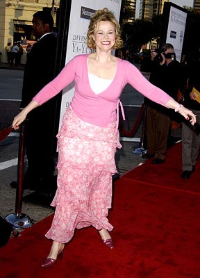 Premiere: Caroline Rhea at the LA premiere of Divine Secrets of the Ya Ya Sisterhood - 6/3/2002