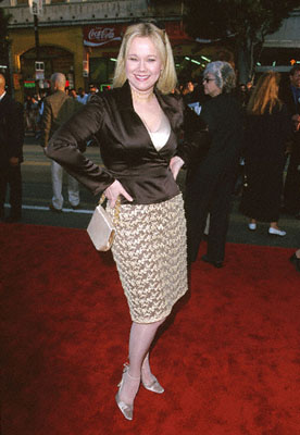 Premiere: Caroline Rhea at the premiere of Warner Brothers' Ready To Rumble - 2000
