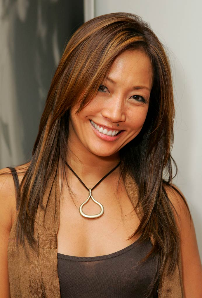 Carrie Ann Inaba at the Victoria's Secret Los Angeles Showroom Launch.