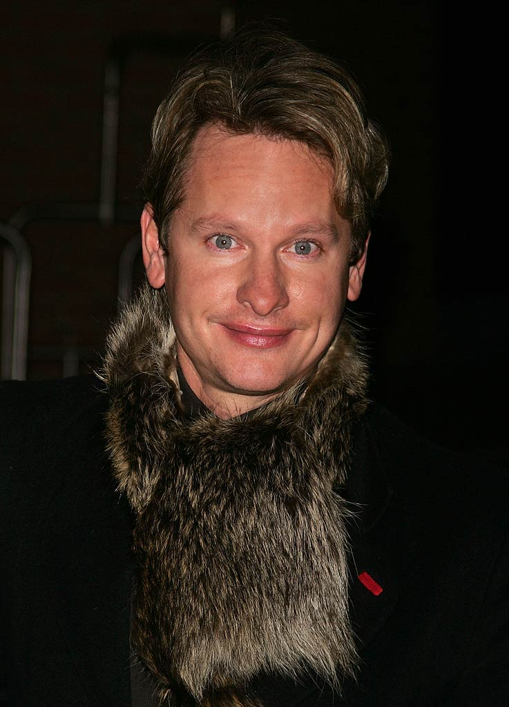 "Carson Kressley arrives at the Screening of ""Cassandra's Dream"" hosted by The Cinema Society and DKNY Jeans."