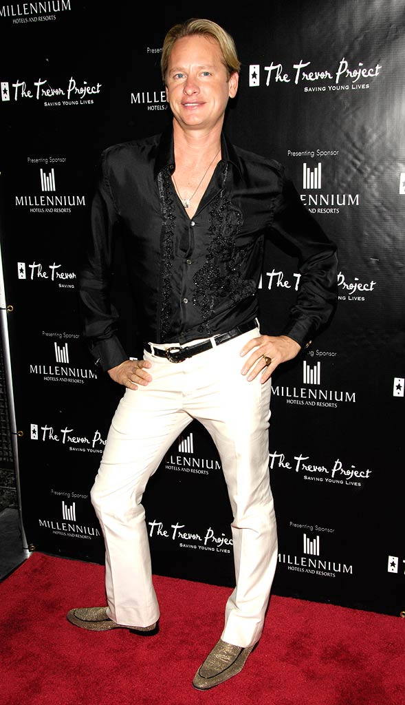 Carson Kressley at The Trevor Projectís 'Harmony, Heart & Humor' Summer Gala.