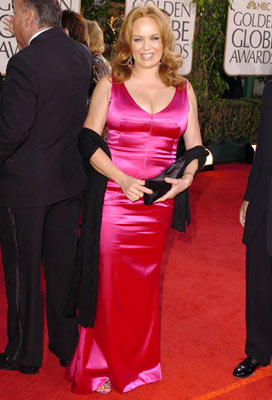 Catherine Bach 62nd Annual Golden Globe Awards - Arrivals Beverly Hills, CA - 1/16/05