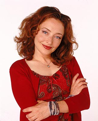Catherine Lloyd Burns as Caroline on Fox's Malcolm In The Middle