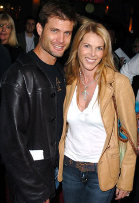 Premiere: Casper Van Dien and Catherine Oxenberg at the Westwood premiere of Columbia Pictures' XXX: State of the Union - 4/25/2005