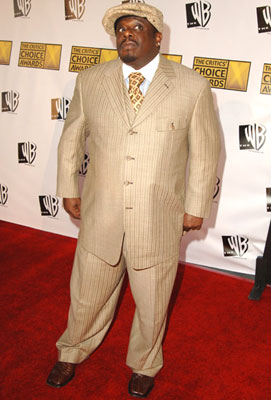 Cedric The Entertainer 11th Annual Critics' Choice Awards Santa Monica, CA - 1/9/2006