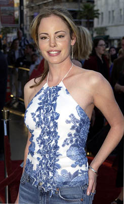 Premiere: Chandra West at the Hollywood premiere of Warner Brothers' The Salton Sea - 4/23/2002