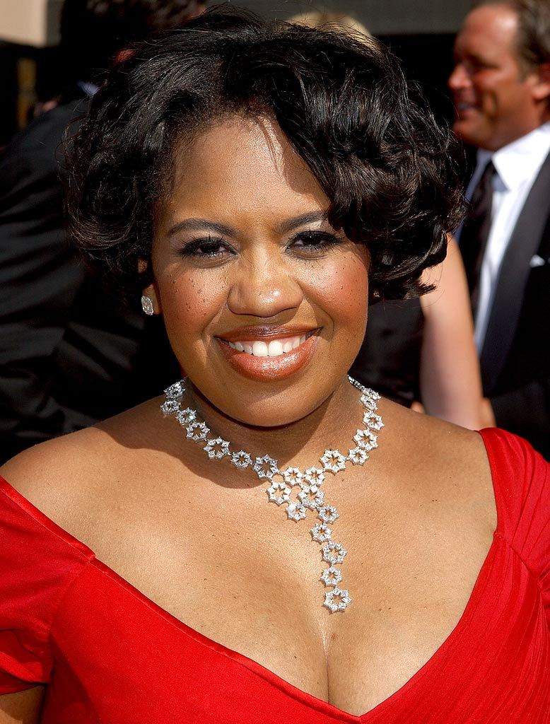 Chandra Wilson at The 58th Annual Primetime Emmy Awards.