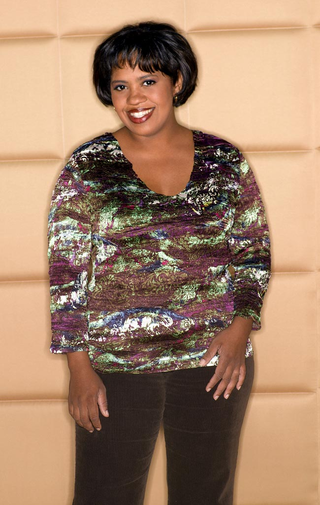 Chandra Wilson stars as Miranda Bailey in Grey's Anatomy on ABC.