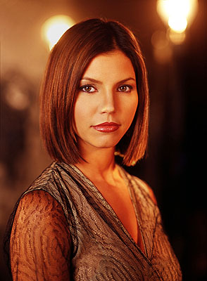 Charisma Carpenter as Cordelia Chase in WB's Angel