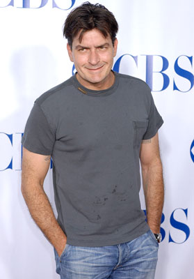 Charlie Sheen CBS Summer 2006 TCA Press Tour Party Pasadena, CA - 7/15/2006