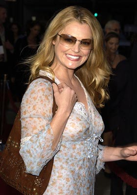 Premiere: Charlotte Ross at the Beverly Hills premiere of Paramount's Serving Sara - 8/20/2002