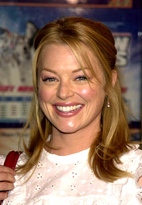 Premiere: Charlotte Ross at the Hollywood premiere of The Count of Monte Cristo - 1/23/2002
