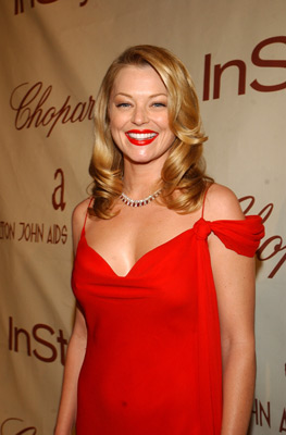 Charlotte Ross Elton John AIDS Foundtation In-Style Party Hollywood, CA 3/24/2002