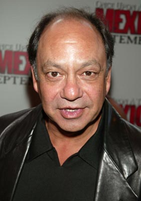 Premiere: Cheech Marin at the New York premiere of Columbia's Once Upon a Time in Mexico - 9/7/2003