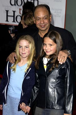 Premiere: Cheech Marin at the LA premiere of Touchstone's Bringing Down the House - 3/2/2003