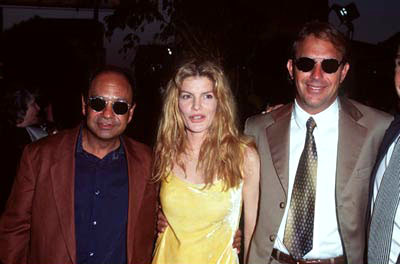 Premiere: Cheech Marin, Rene Russo and Kevin Costner at the Westwood premiere of Tin Cup - 8/1/1996