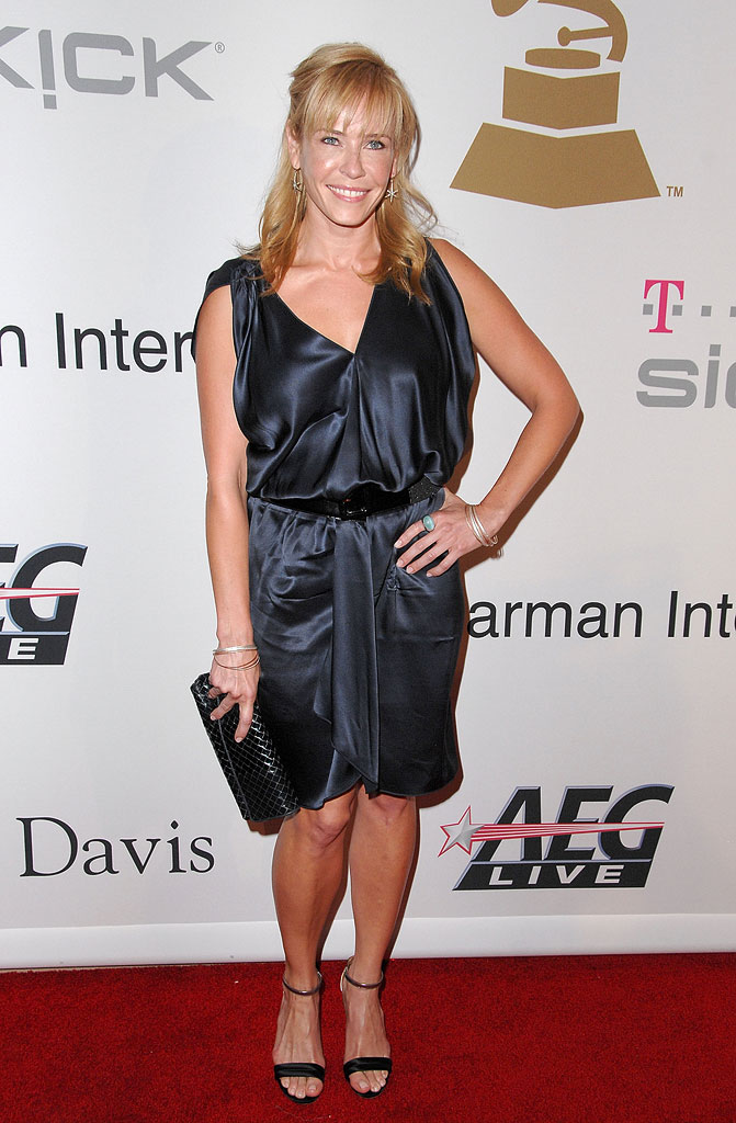 Chelsea Handler attends the 2009 GRAMMY Salute To Industry Icons honoring Clive Davis at the Beverly Hilton Hotel on February 7, 2009 in Beverly Hills, California.