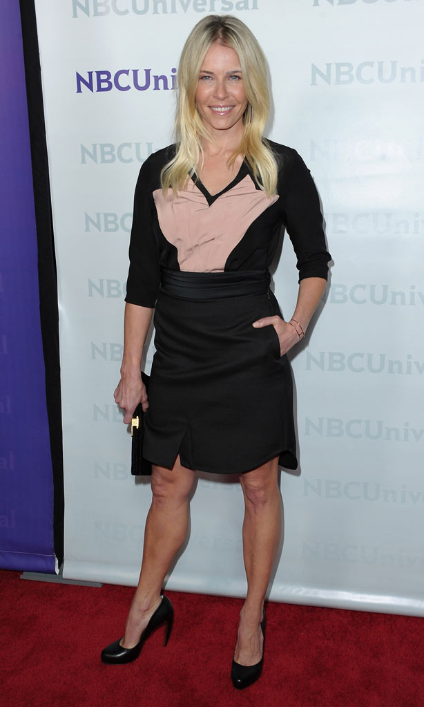 "Chelsea Handler (""Are You There, Chelsea?"") attends the 2012 NBC Universal Winter TCA All-Star Party at The Athenaeum on January 6, 2012 in Pasadena, California."