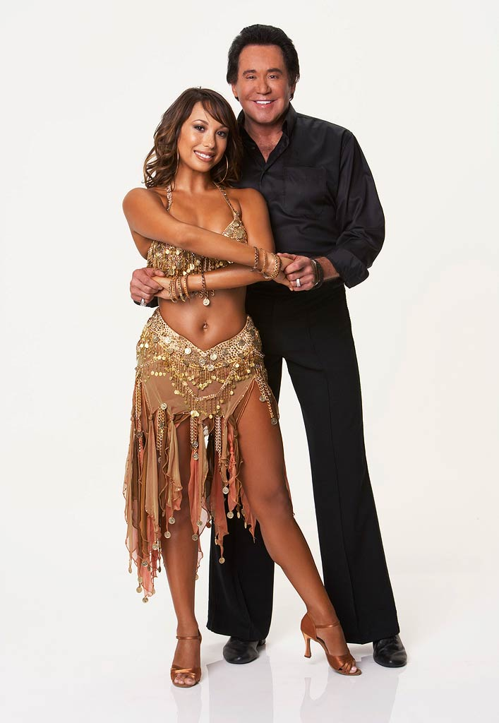 Performer, Wayne Newton, The Legend, Mr. Las Vegas, teams up with professional dancer Cheryl Burke for the Season 5 of Dancing with the Stars.