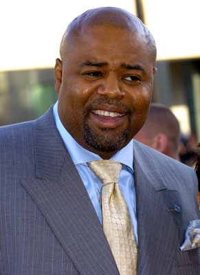 Premiere: Chi McBride at the Beverly Hills premiere of DreamWorks' The Terminal - 6/9/2004