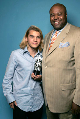 Emile Hirsch and Chi McBride Movieline Young Hollywood Awards - 5/2/2004