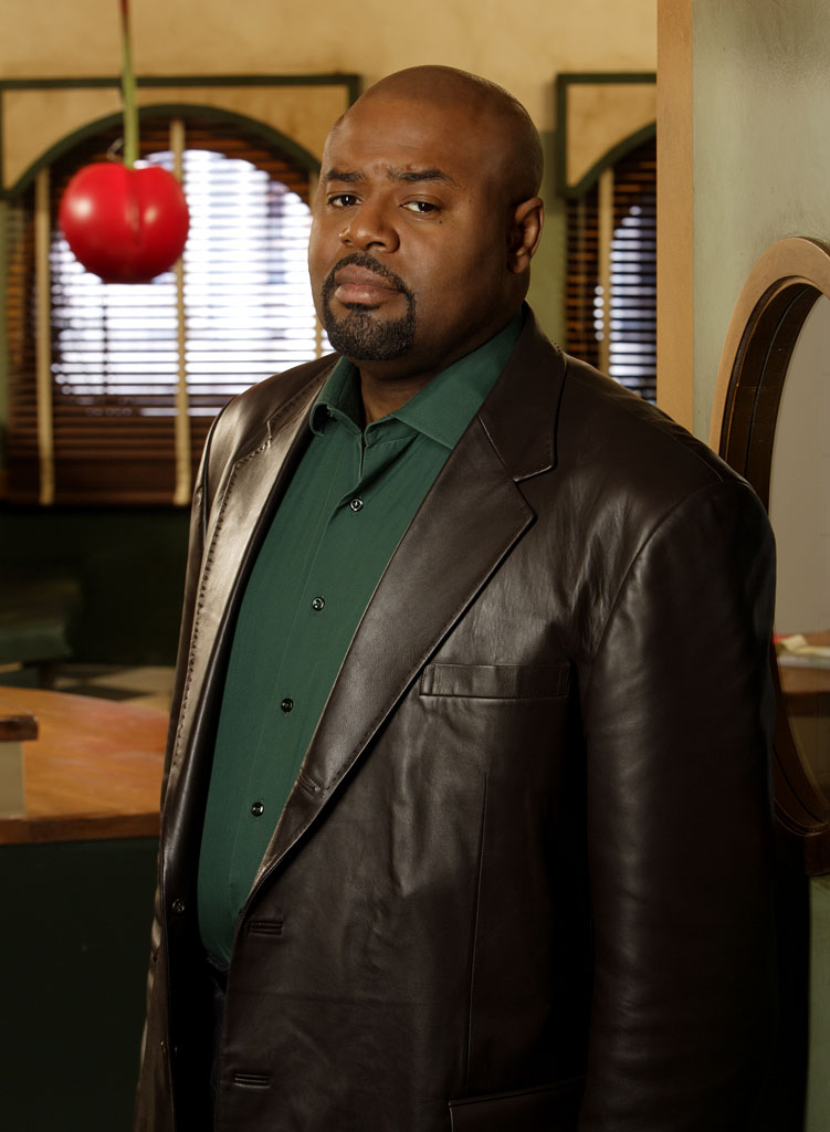 Chi McBride stars as Emerson Cod in Pushing Daisies.