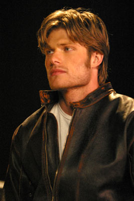"Chris Carmack USA Network's ""The Last Ride"""