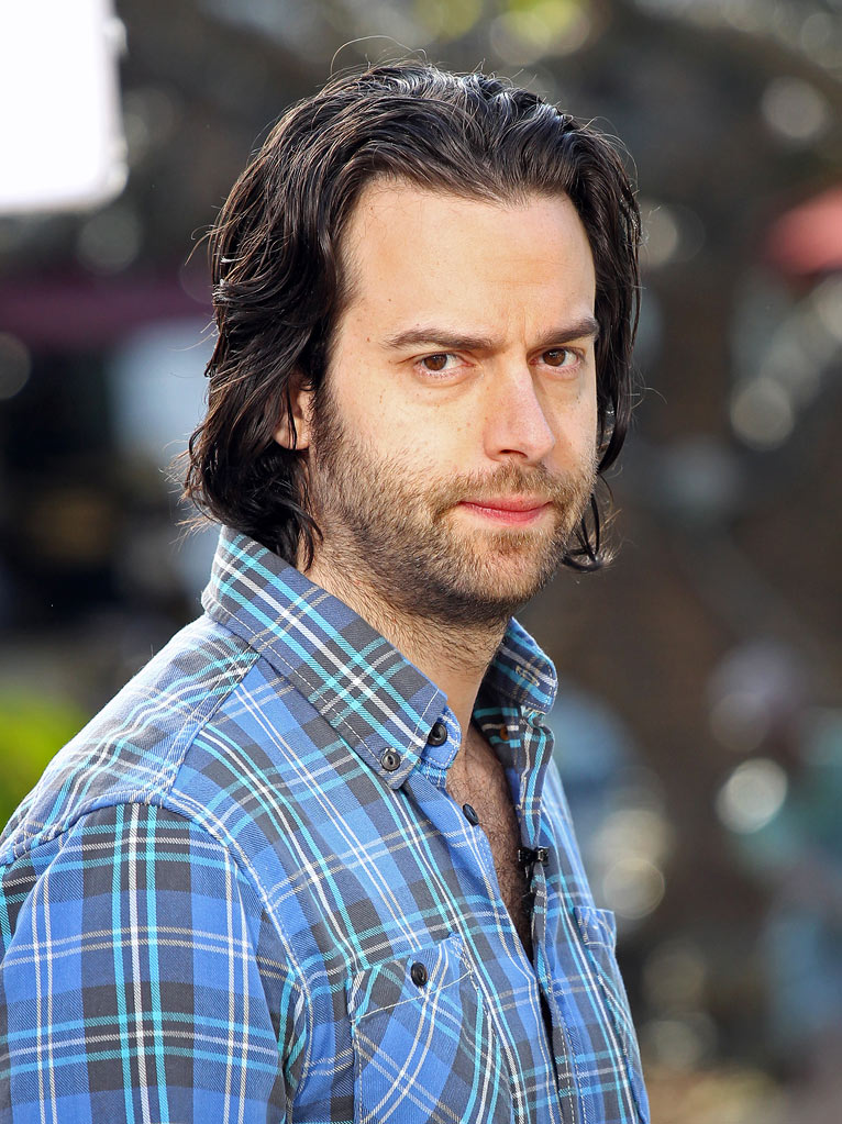 "Chris D'Elia visits ""Extra"" at The Grove at The Grove on October 26, 2011 in Los Angeles, California."