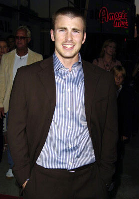 Premiere: Chris Evans at the Hollywood premiere of New Line Cinema's Cellular - 9/9/2004