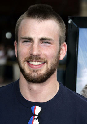 Premiere: Chris Evans at the Los Angeles premiere of New Line's The Notebook - 6/21/2004