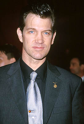 Premiere: Chris Isaak at the Hollywood premiere of 20th Century Fox's Anna And The King - 12/15/99