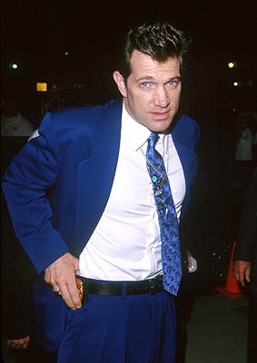 Premiere: Chris Isaak at the LA premiere for Eyes Wide Shut Photo by Jeff Vespa/Wireimage.com