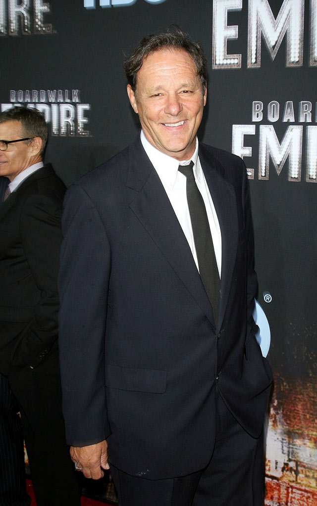"Chris Mulkey attends the premiere of ""Boardwalk Empire"" at the Ziegfeld Theatre on September 15, 2010, in New York City."