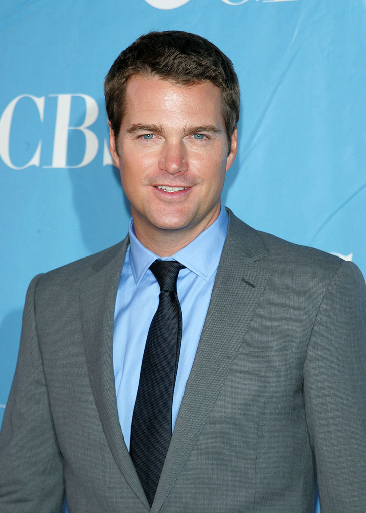 Chris O'Donnell attends the 2009 CBS Upfront at Terminal 5 on May 20, 2009 in New York City.