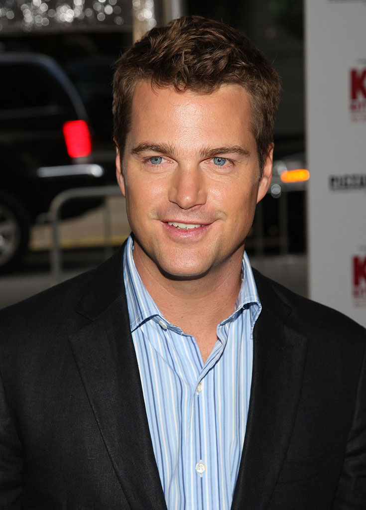 "Chris O'Donnell attends the ""Kit Kittredge: An American Girl"" premiere on June 19, 2008 at the Ziegfeld Theater in New York City."