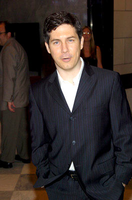 Premiere: Chris Parnell at the New York premiere of Dreamworks' Anchorman - 7/7/2004