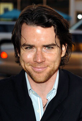 Christian Campbell at the Hollywood premiere of Showtime's Reefer Madness - 4/5/2005
