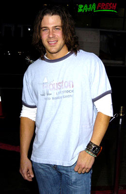 Premiere: Christian Kane at the Hollywood premiere of Universal Pictures' Friday Night Lights - 10/6/2004