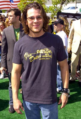 Premiere: Christian Kane at the world premiere of Warner Brothers' New York Minute - 5/1/2004
