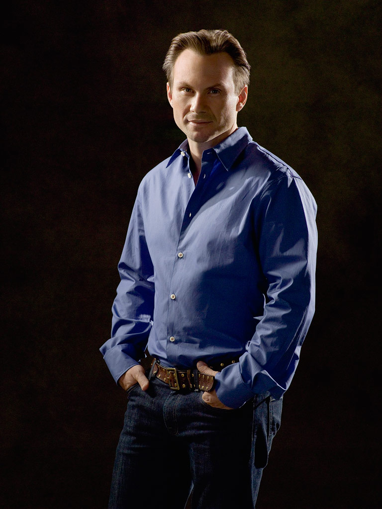 Christian Slater as Edward Albright / Henry Spivey in My Own Worst Enemy.